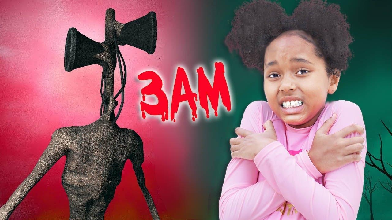 Download Ne PAS jouer avec SIREN HEAD à 3:00 du matin (3AM)
