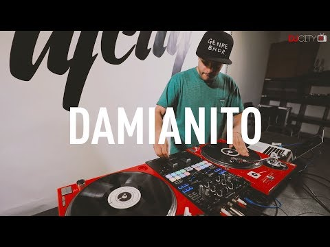 Damianito | DJcity Studio Sessions