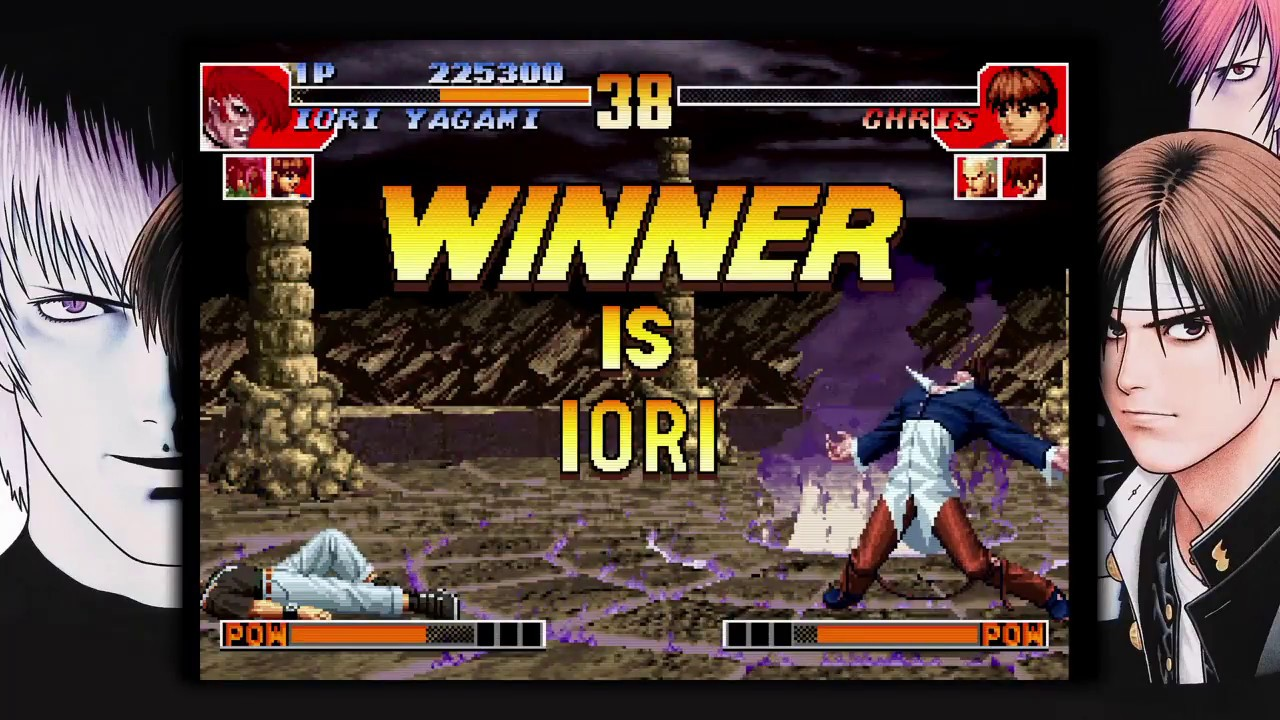 The King Of Fighters 97 Global Match Ps4 Arcade Mode Team Orochi