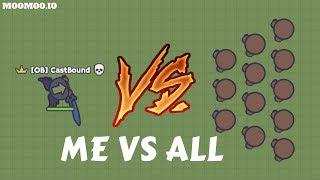 Me vs All Moomoo.io?