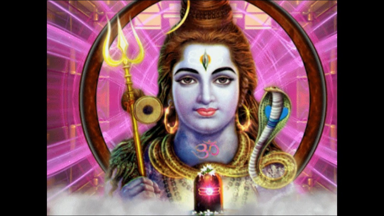 Blessed With God Shiva Lord Wallpaper HD Images Of