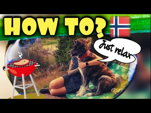 HOW to relax in Oslo. Daily chill, afterwork.