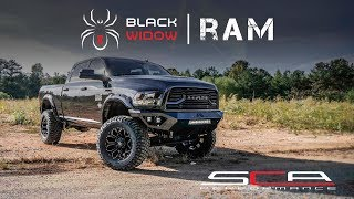 THE 2019 RAM HD BLACK WIDOW | SCA PERFORMANCE