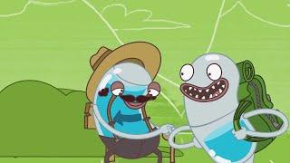 HYDRO и FLUID | праздничное время  | Мультфильмы для детей | WildBrain Cartoons | WildBrain