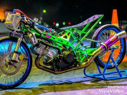 Pambalap Drag Bike Versi Viva Vidio
