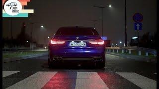 BMW M760Li 6.6 V12 610KM : Gangsterska noc - #246 Jazdy Próbne