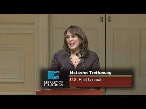 Poet Laureate Natasha Trethewey