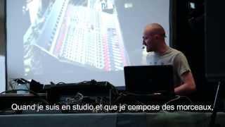 Workshop Paul Kalkbrenner