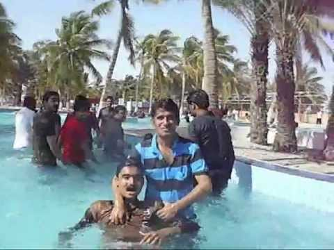 Gharo waterpark tour 2k8/economics (Sindh Uni)