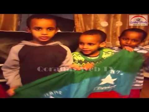 DOWN DOWN ETHIOPIA DOWN - CHILDREN OF OGADENIA.