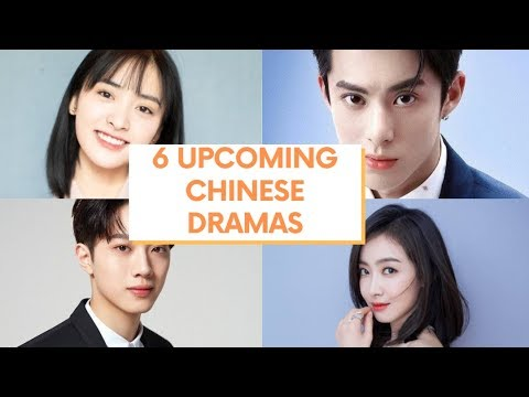 TOP 6 UPCOMING CHINESE DRAMA WE'RE EXCITED TO WATCH!