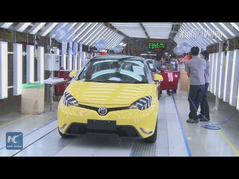 Chinese-Thai carmaker opens new assembly plant in Thailand