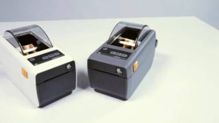 Introducing Zebra ZD410 Direct Thermal Desktop Printer