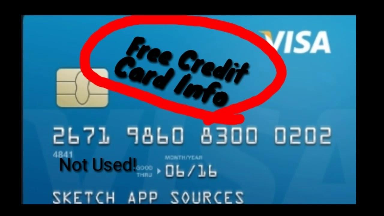 Card de credit online gratis