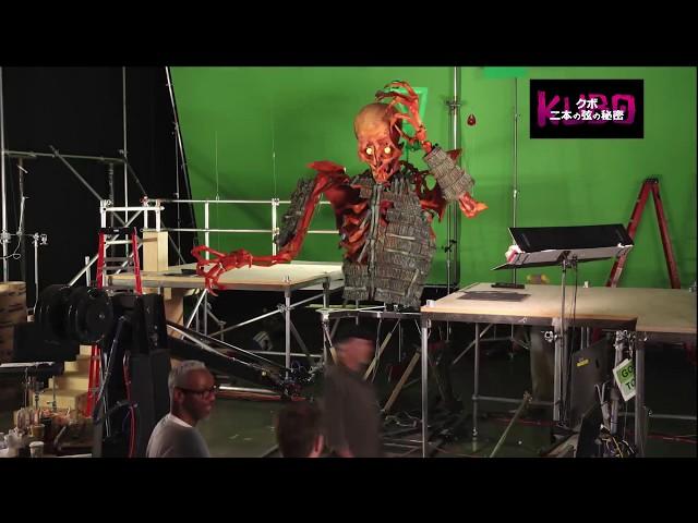 映画予告-1週間で平均3.31秒しか作れない驚きの映像世界 映画『KUBO/クボ 二本の弦の秘密』メイキング映像