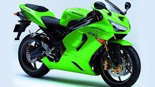 The World's Best Top 10 List of Kawasaki Bikes