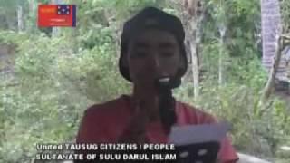TAUSUG Batih Kaw... United TAUSUG PEOPLE - Sultanate of SULU DARUL ISLAM
