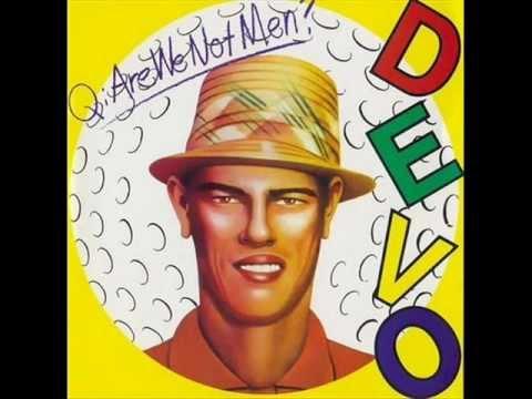 Devo - (I Can't Get No) Satisfaction