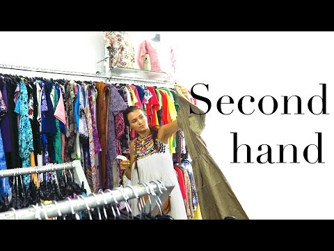 Shoppingul in second handuri + mini haul