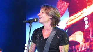 """Keith Urban """"Coming Home"""" Live at The Hard Rock Hotel & Casino"""