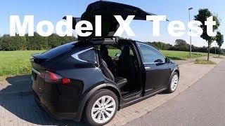 Tesla Model X Test. Vergleich Autopilot 1 vs  Ap2