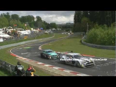 24H Nurburgring 2012 - First laps / Start runden!! Fantastic sound!!!1080P* HD