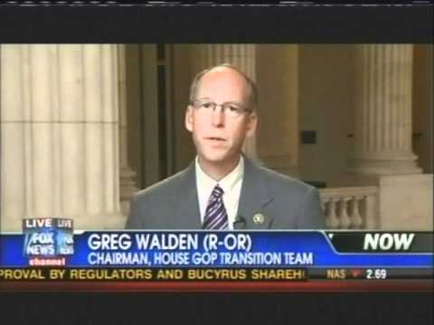 Greg Walden on the role of freshmen in the Transition
