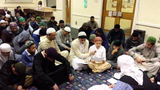 Mawlid Sharif - 2014 Bury Programmes 17.01.14 - Every Beat of My Heart Says Allah