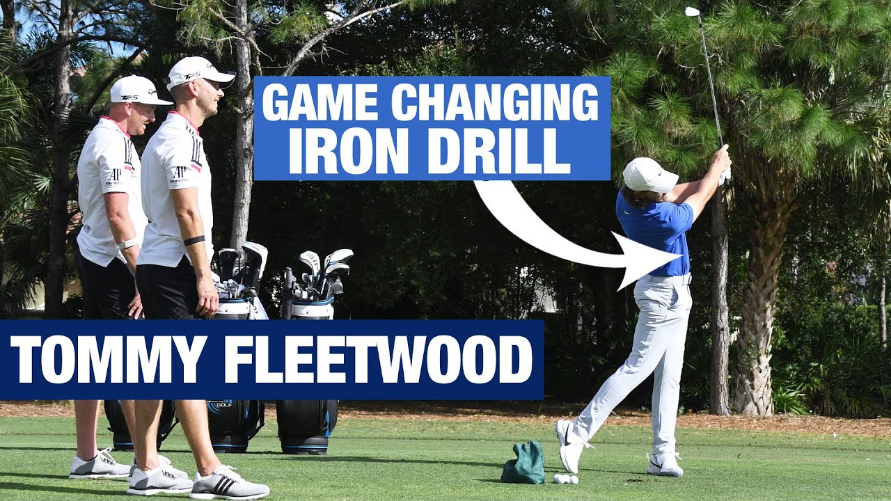Tommy Fleetwood's Golf Swing Is Just INCREDIBLE! | How To Hit Your Irons Like Tommy | ME AND MY GOLF