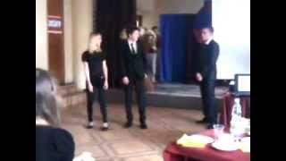Konkurs Poezji Angielskiej -  Nothing suits me like a suit