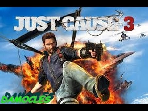 Just Cause 3  mision 4 Una reaccion terrible