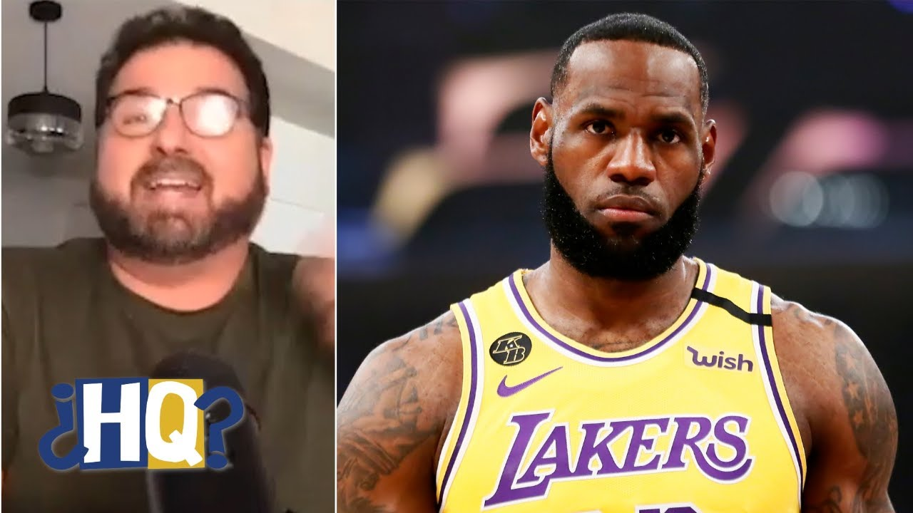 Is LeBron James seeking attention by watching his highlights on IG Live? | Highly Quarantined