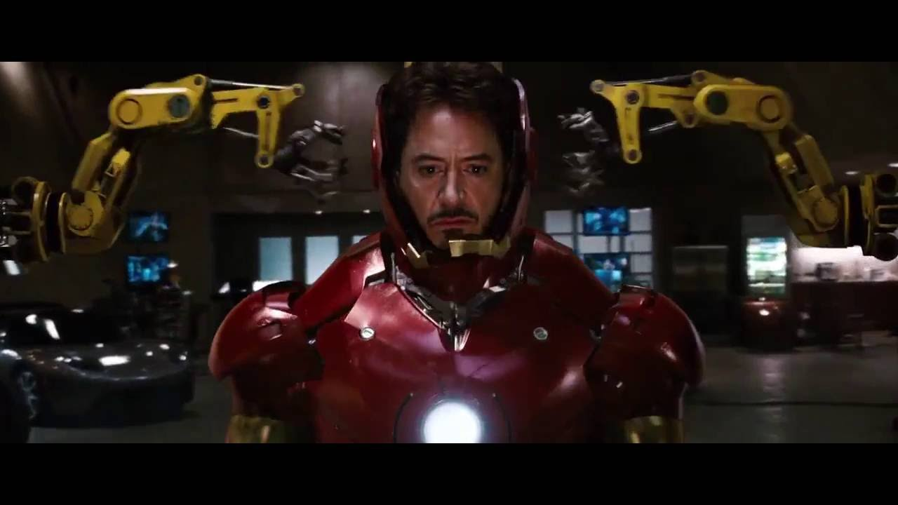 This suit makes you like a real-life Iron Man Future Blink