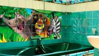 видео Фотоплитка для ванной