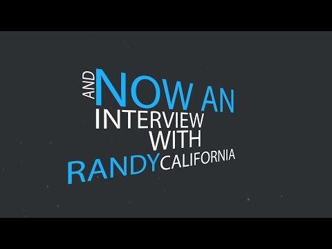 WHFS - Randy California Interview (unedited)