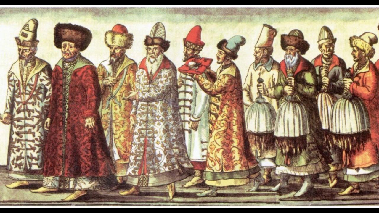 Картинки купцы 17 века, открытка своими руками