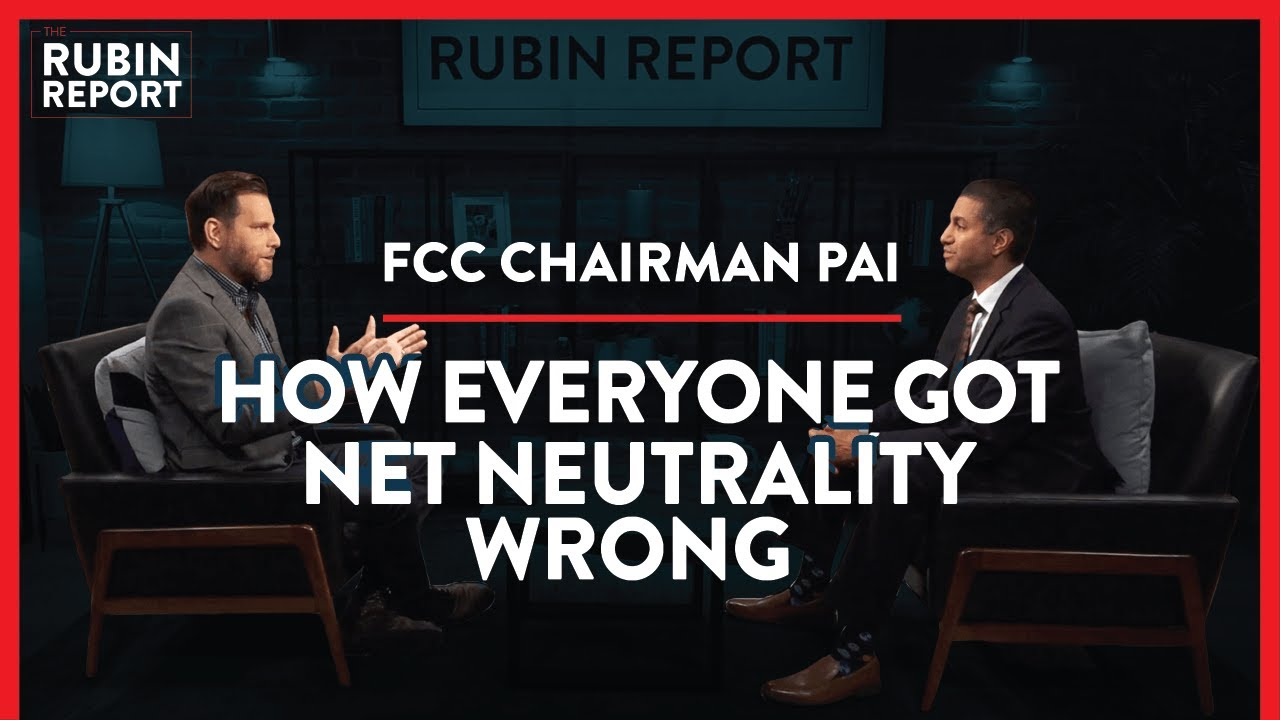 FCC Chair: Net Neutrality Fears Debunked, Yoda & A 5G Future