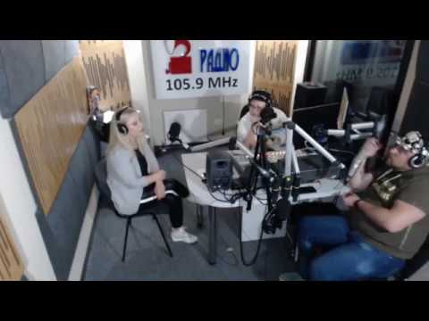 Nelly Ciobanu - în ospe'ie la russkoe radio Moldova
