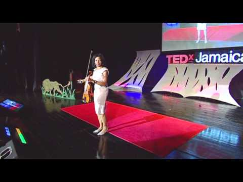 Storytelling with the Power of Music - A 21st Century Symphony: Shirley J. Thompson at TEDxJamaica