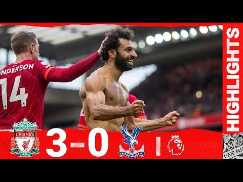 Summary: Liverpool 3-0 Crystal Palace |  Mane scores 100th LFC goal