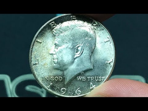 1964 Half Dollar Worth Money - How Much Is It Worth And Why?