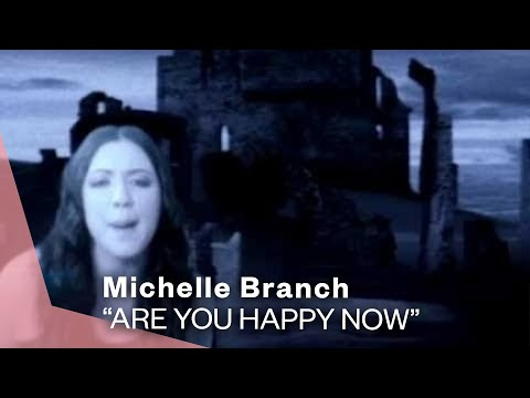 Michelle Branch-Are You Happy Now:歌詞+翻譯