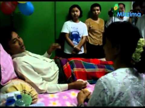 DASSK visits Rangoon hospital