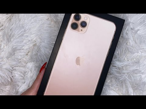 Распаковка Iphone 11 Pro MAX 512gb/Что я о нем думаю?