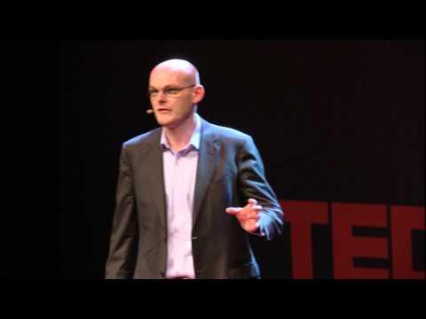 Fighting corruption: Goran Klemenčič at TEDxLjubljana