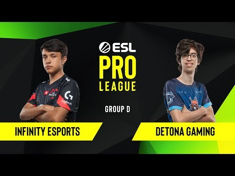 DETONA vs Infinity vod