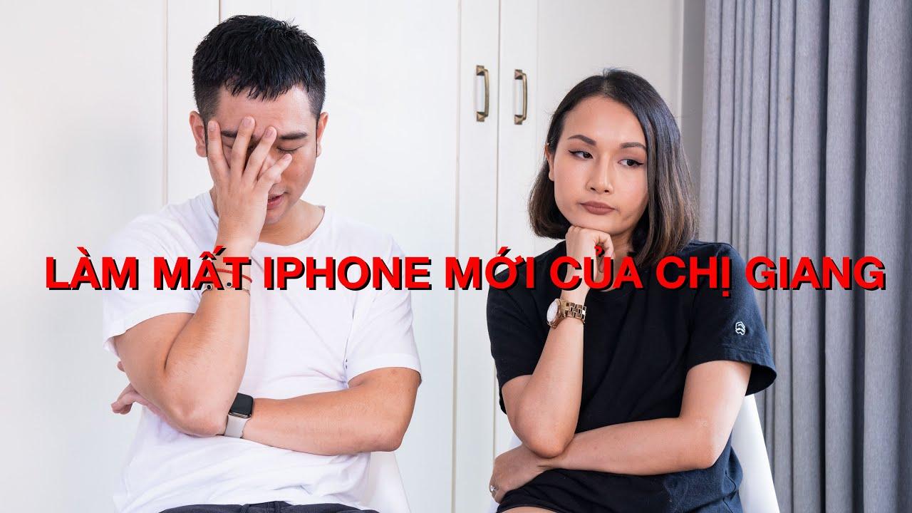 Mất điện thoại Iphone mới của chị Giang // Hành trình đi tìm lại DT bị mất trên Be Car // Dinology
