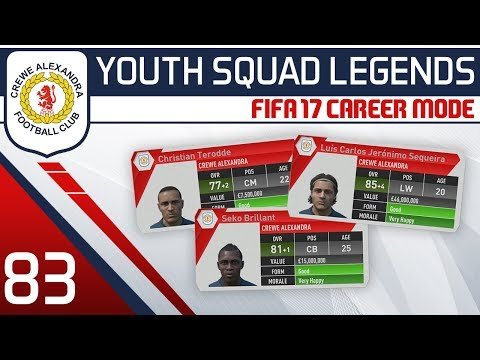 FIFA 17 Career Mode: Crewe #83 - SEASON REVIEW 2022/23 [YOUTH SQUAD LEGENDS | Youth Academy Career]