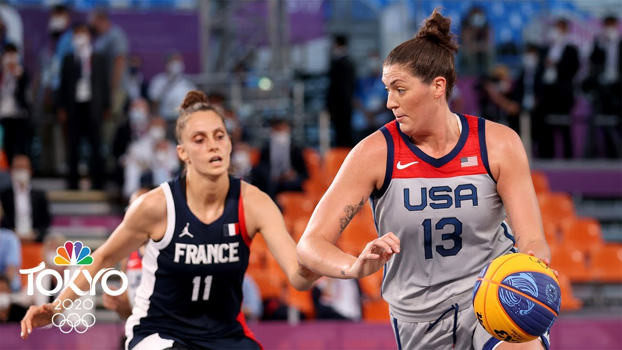 3-on-3 basketball at the Tokyo Olympics: Everything you need to ...