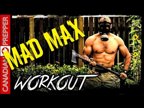 MAD MAX Workout: Zombie Survival Apocalypse тренировки
